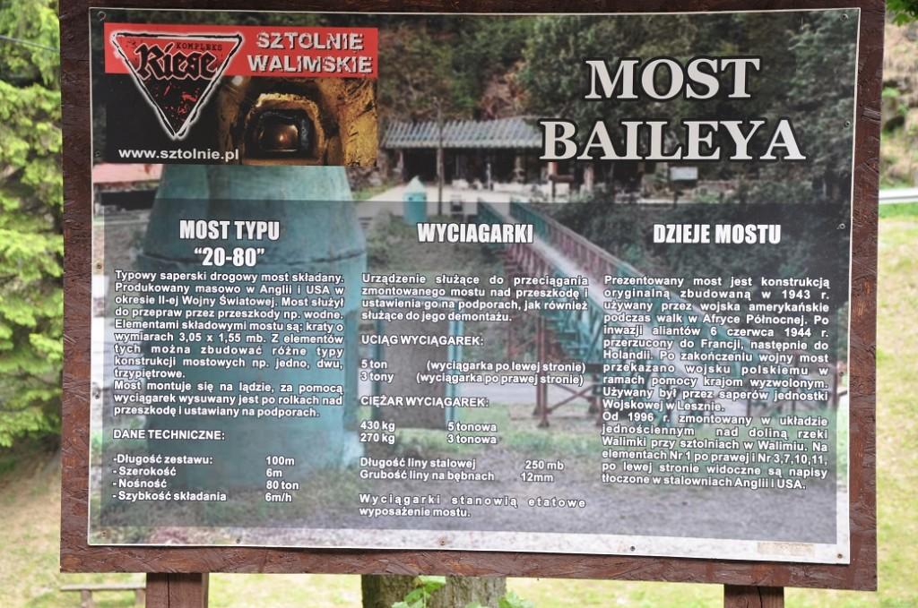 rzeczka most baileya