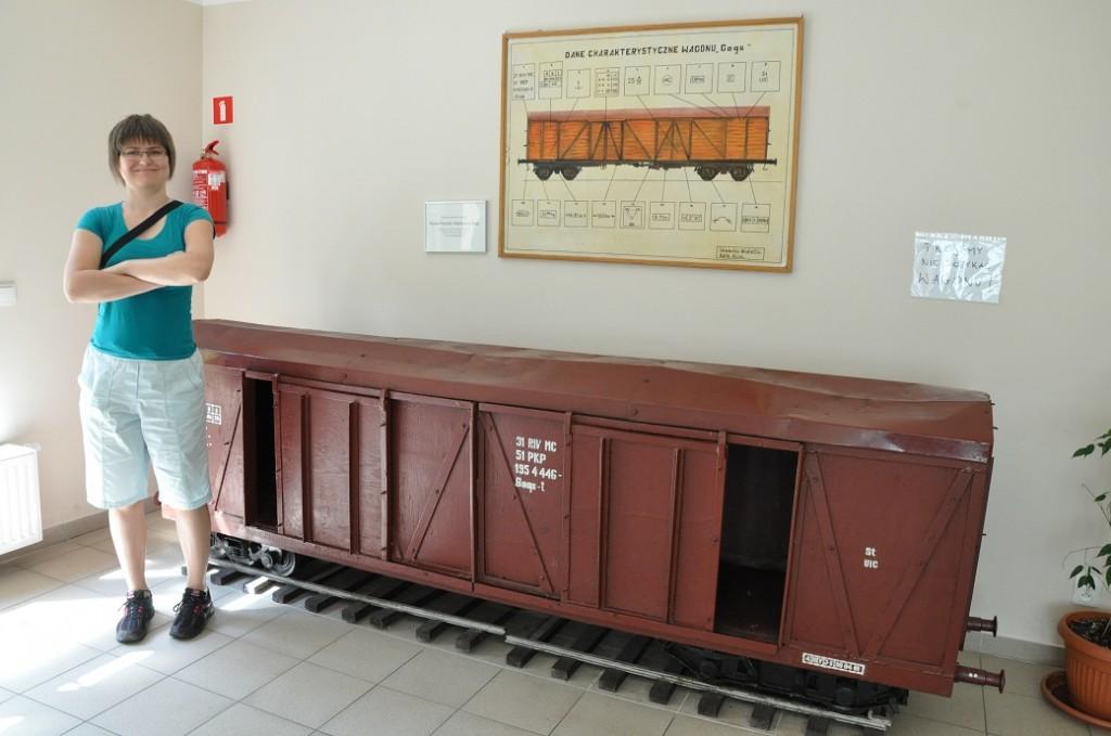 karpacz muzeum zabawek wystawa kolejnictwa