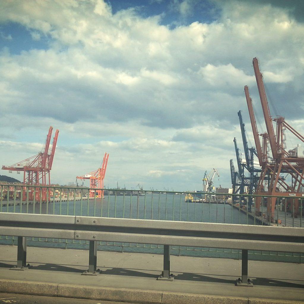 Gdynia port kontenerowy