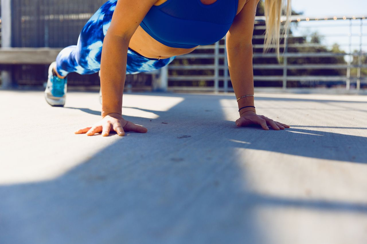 jak zmobilizować się do ćwiczeń
