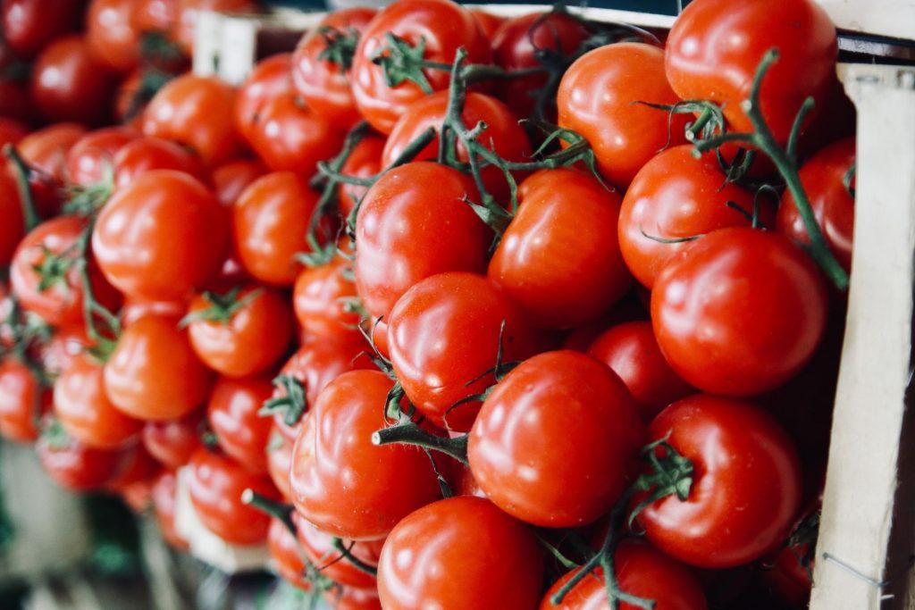 pomidory, ach te pomidory